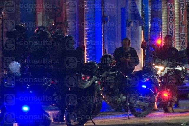 Asesinan a joven por balacera en centro nocturno de Texmelucan