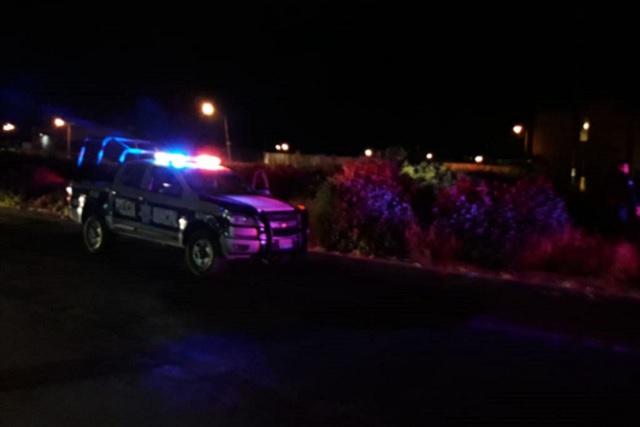 Mueren dos policías en balacera con pillos en el centro de Tehuacán