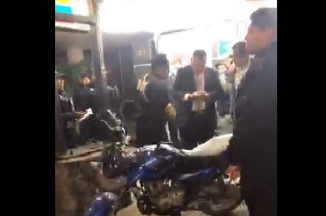 Balacera en la Del Valle deja un saldo de 2 personas heridas