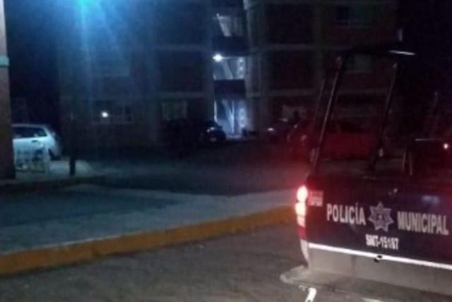 Balacera deja 2 heridos en infonavit de Texmelucan
