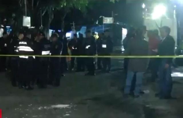 Balacera en el Metro Tacuba deja saldo de un muerto y 6 lesionados