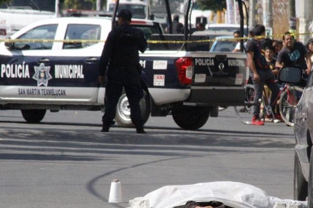 Crece 22.5% incidencia delictiva en Puebla