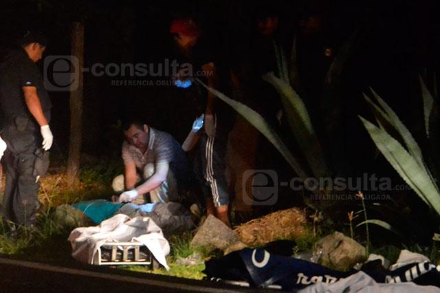 Desde Veracruz seguían a 5 ejecutados en Venustiano Carranza