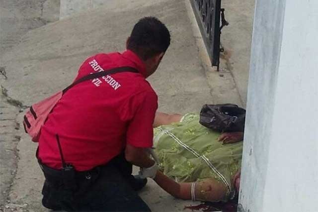 Le dan tiro en la cabeza a locutora indígena en Ometepec, Guerrero
