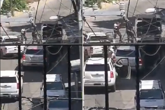 Registran intensa balacera en calles de Acapulco: Video