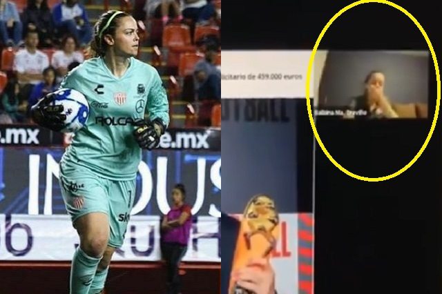 'Se mam..' Exportera de Liga MX olvida apagar micrófono en Zoom