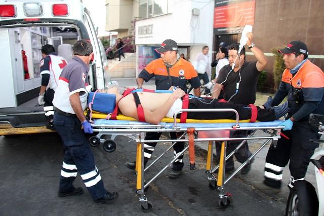 Balean a un hombre en asalto a pozolería Matamoros de La Paz