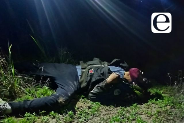 Muere de un disparo en la cabeza asaltante en Tehuacán
