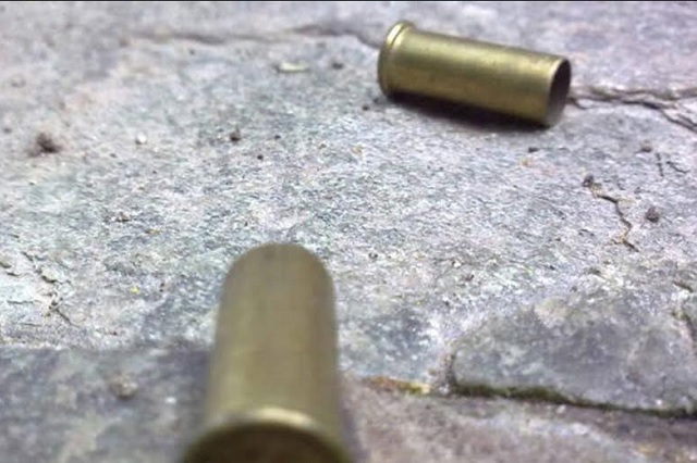 Recibe disparo en la cabeza transeúnte en Tehuacán