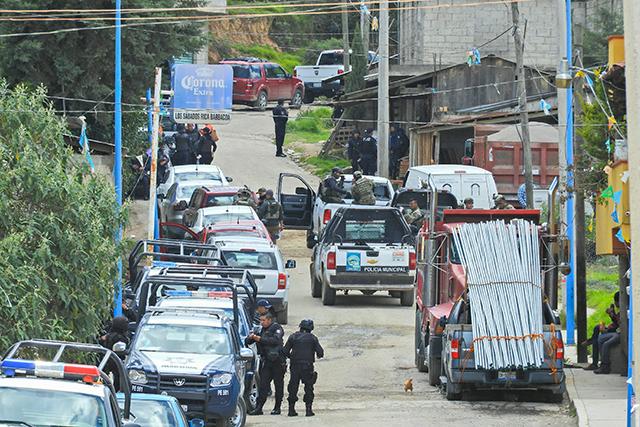 Tras enfrentamiento con la PF, cae presunto operador del 'Bukanas'