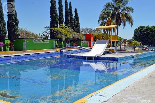 Balnearios de Atlixco llaman a bañistas a visitarlos