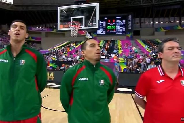 Selección de baloncesto de México ya tiene posibles rivales para Tokio 2020