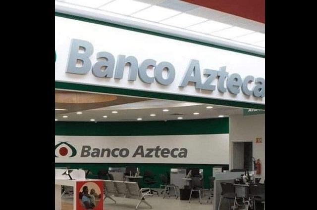 Cierran Banco Azteca en Chiautla por personal con Covid-19