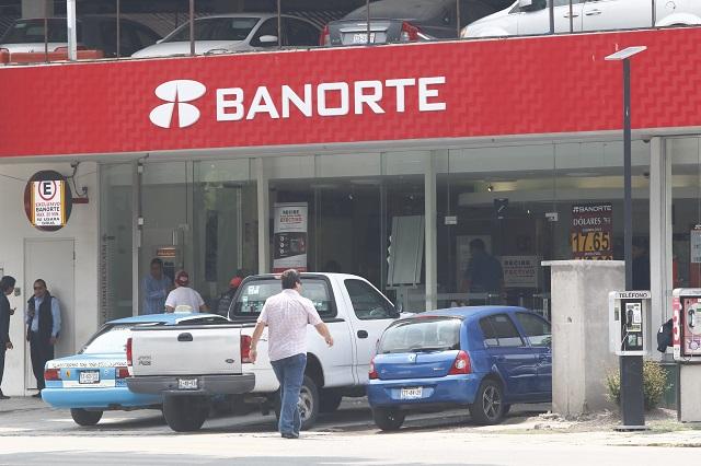 """Niega Banorte hackeo a nómina municipal; fue una """"eventualidad"""""""