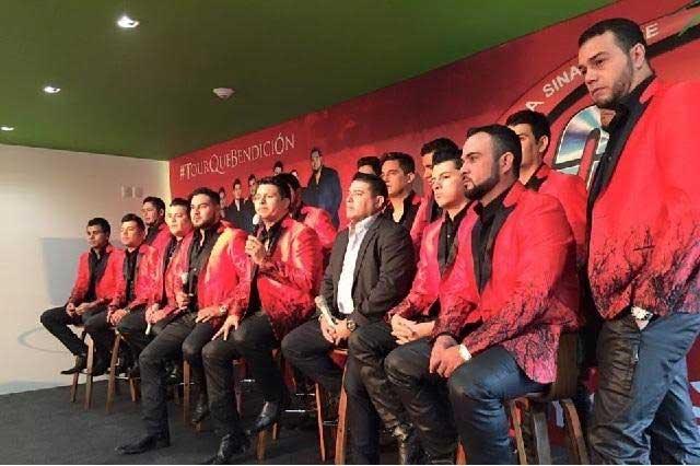 Alan Ramírez niega atentado; Walo Silva dice que Banda MS está más solida