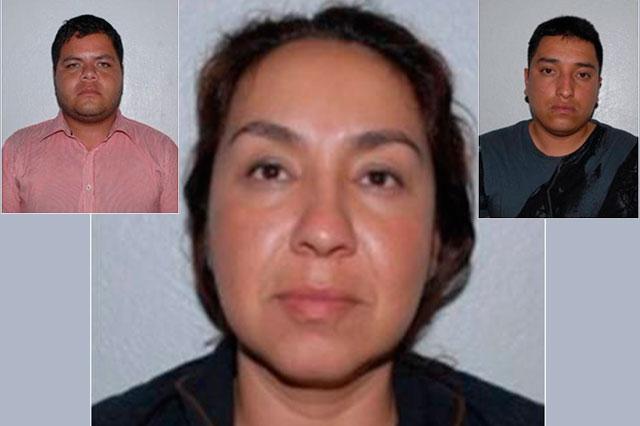 Comandaba mujer expolicía judicial a banda de asaltantes