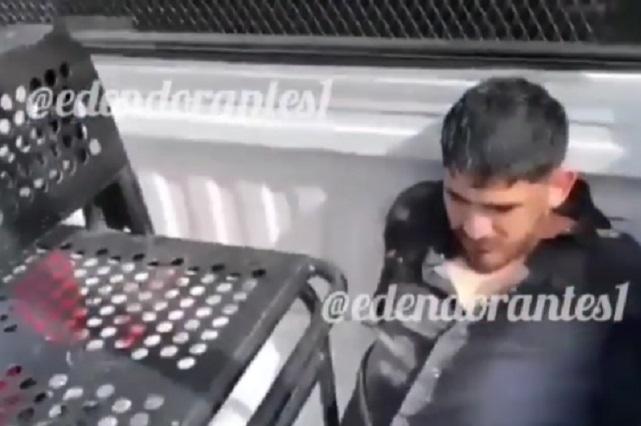 Video: Reportan detención de vocalistas de Banda El Rocodo