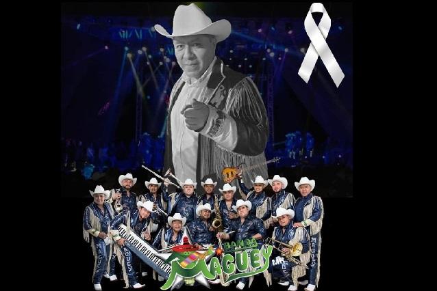 Muere integrante de la Banda Maguey