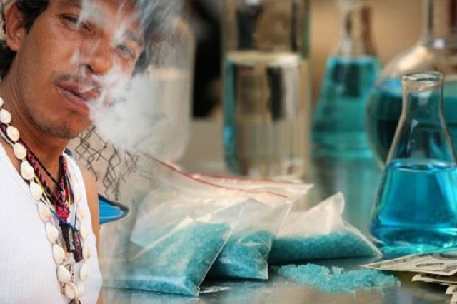 """En Puebla, 138 bandas delictivas y laboratorios de """"cristal"""": FGE"""