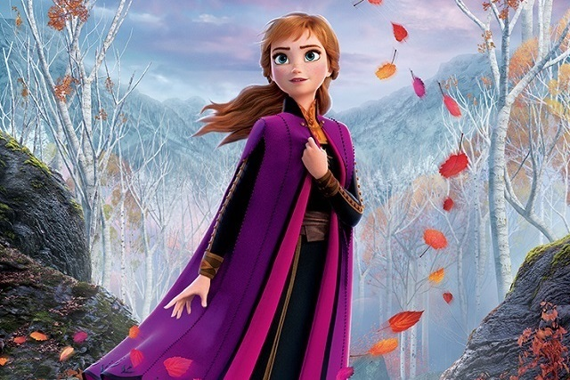 Esta es la lista de las canciones de la banda sonora de Frozen 2 de Disney