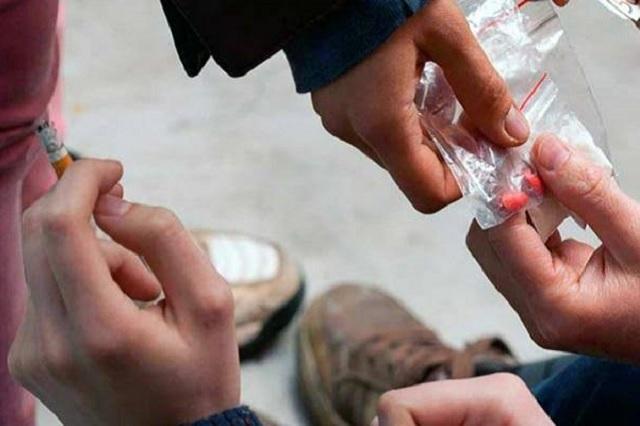 Reconocen presencia de 3 bandas de narcomenudeo en la capital