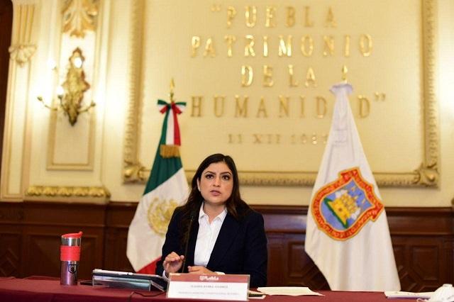 Dialoga Ayuntamiento de Puebla sobre escenarios post Covid-19