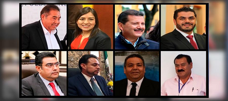 Hasta cuatro veces se aumentan el salario los alcaldes en Puebla
