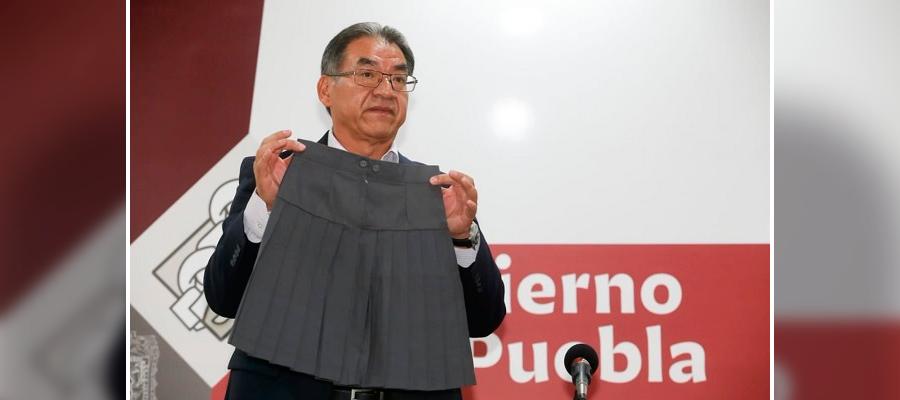 Compró Pacheco uniformes con 30 mdp de sobrecosto, acusa SEP