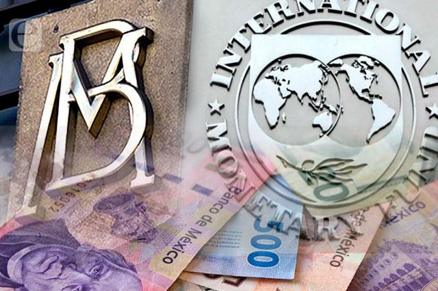 Banxico respalda pagar deuda externa con recursos de FMI
