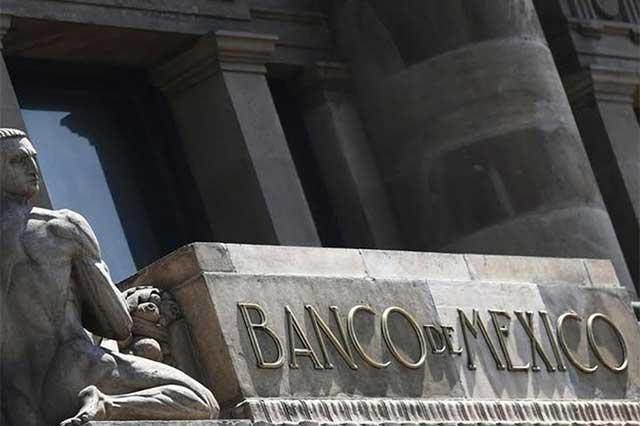 Banxico aumenta en 50 puntos base la tasa de interés y la fija en 6.25%
