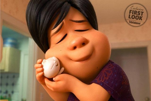 """Pixar se quiere lucir con """"BAO"""" su corto dirigido totalmente por una mujer"""