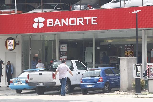 Banorte reembolsa 652 mp de cuentas hackeadas a la comuna