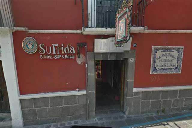 Mujer denuncia acoso sexual en bar La Sufrida, en Puebla