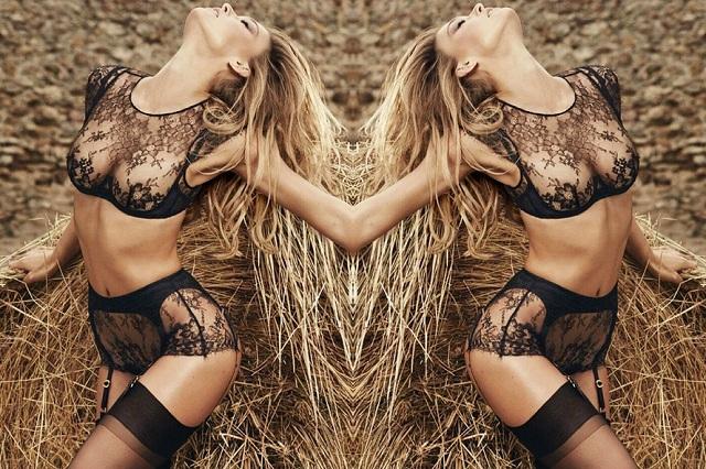 Aun siendo casada, Bar Rafaeli sigue compartiendo sexys fotografías