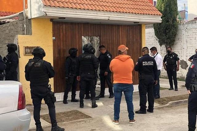 Clausuran bar y detienen a 25 en Tehuacán, descartan prostitución