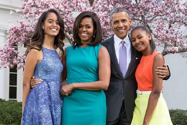 ¿Te han felicitado como Barack Obama a su esposa en su cumpleaños?