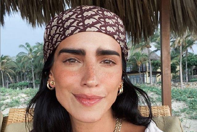 Bárbara de Regil filma cinta junto al ex de Eiza González