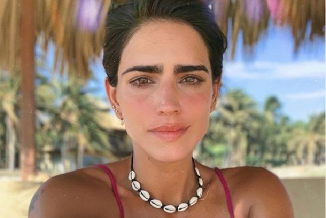 Bárbara de Regil responde a críticas tras video del pasado