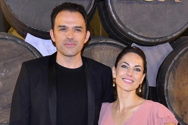 Bárbara Mori quiere hacer cine con su hijo y Salma Hayek