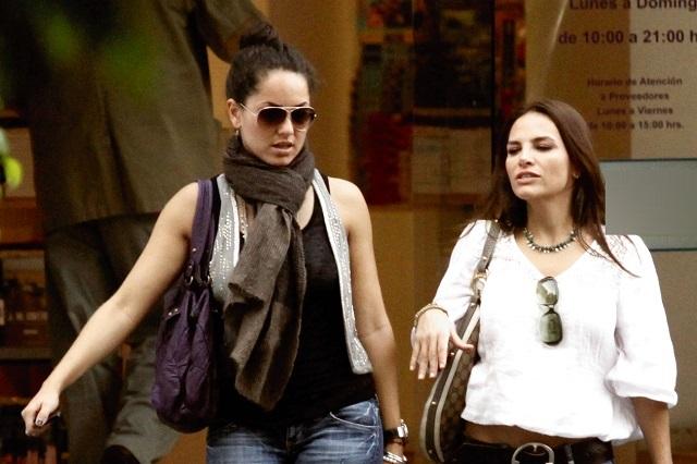 Fabiola Campomanes y Bárbara Mori han compartido novios