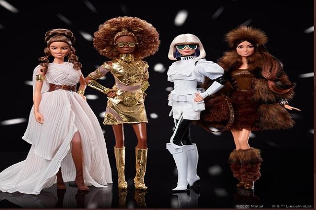 Conoce los precios de la segunda edición limitada de Barbie, inspirada en Star Wars