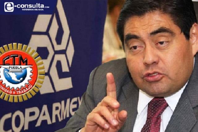 Reapertura comercial enfrenta a Barbosa con IP y sindicatos
