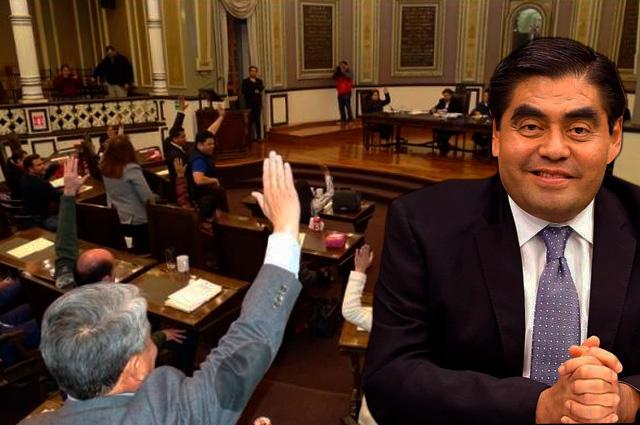 Barbosa legislador: fue el más productivo en el Congreso local