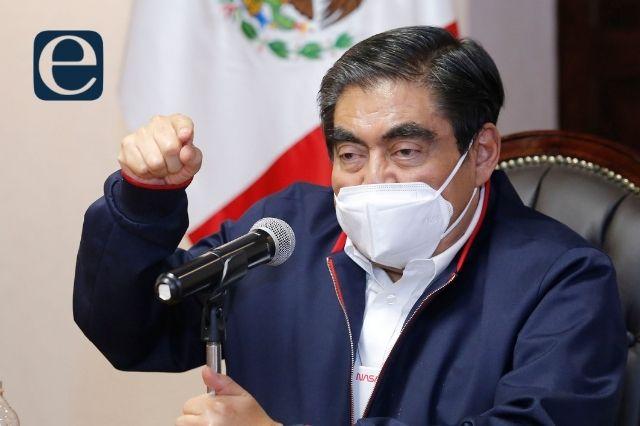 Ejecución de 3 en Pahuatlán fue por narcomenudeo: Barbosa