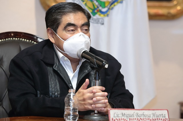 Barbosa exhorta al PAN a no postular a políticos con nexos delincuenciales