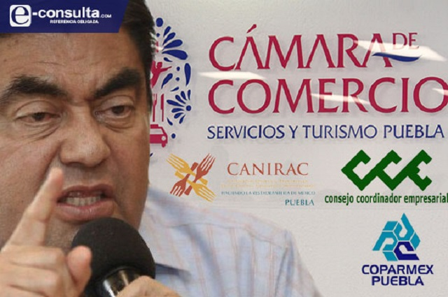 Por 'rivalizar' Barbosa no invita a cámaras a reunión empresarial
