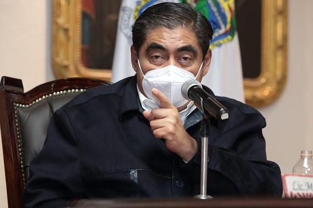 Advierte Barbosa riesgos en alianza electoral de Morena