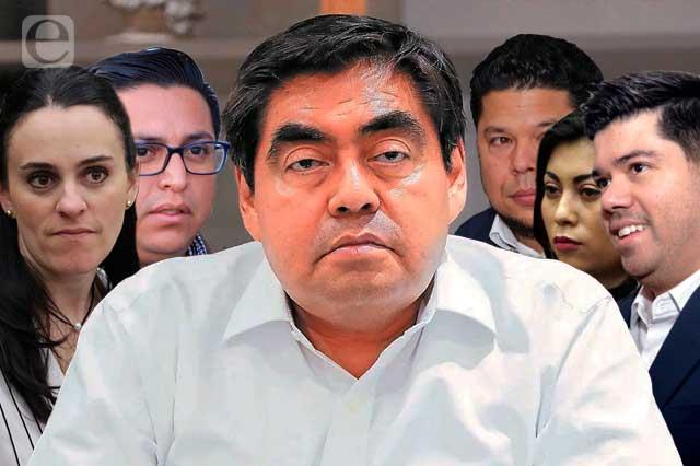 Polariza a partidos y legisladores segundo año de Barbosa