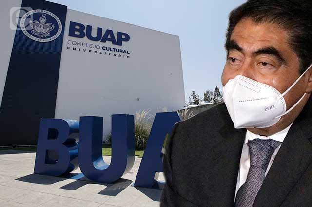 Ofrece Barbosa buena relación con nueva rectora de la BUAP