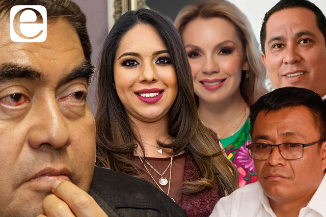 Una burla, la repetición de candidaturas en Morena: Barbosa